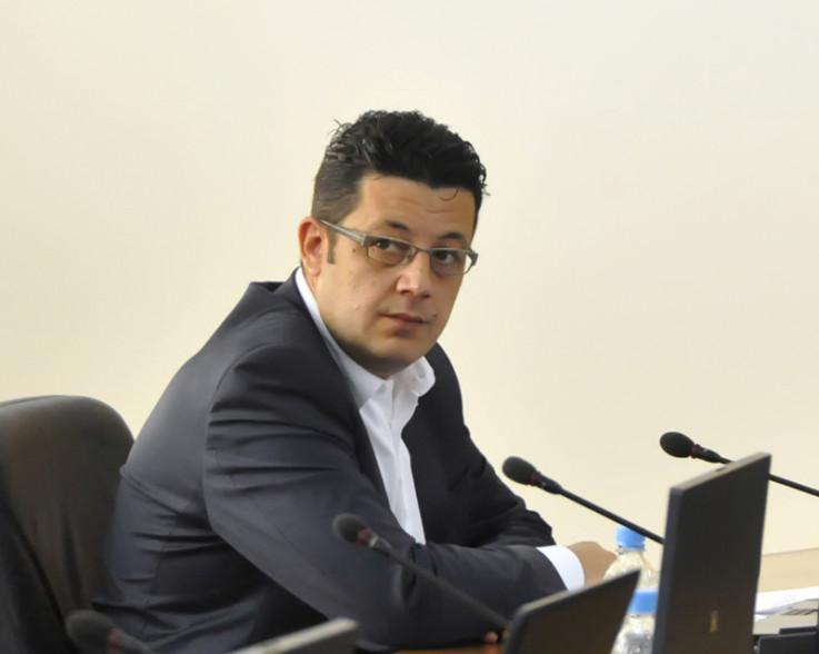 Ministar unutrašnjih poslova Federacije BiH Aljoša Čampara