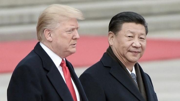 Tramp pokušava prebaciti krivicu na Kinu