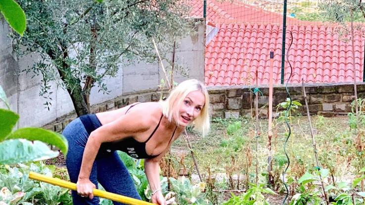 Ribič: Obrađuje baštu