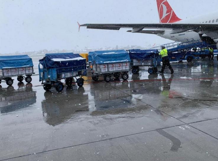 Donirana pomoć iz Turske