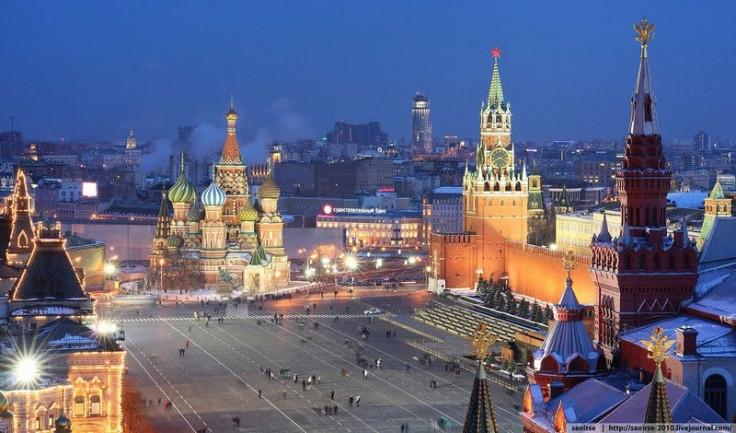 U Moskvi je blokiran društveni život
