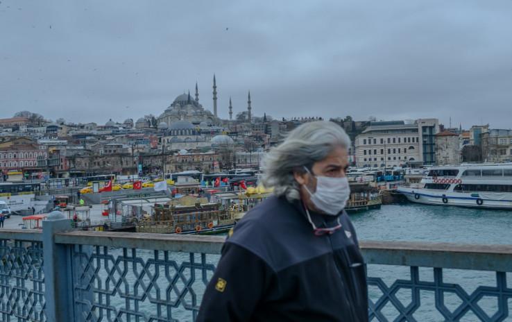 Raste broj zaraženih u Turskoj