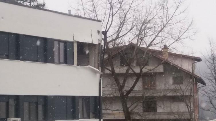 Kantonalna bolnica Bihać: Nakon eksplozije, izbio požar