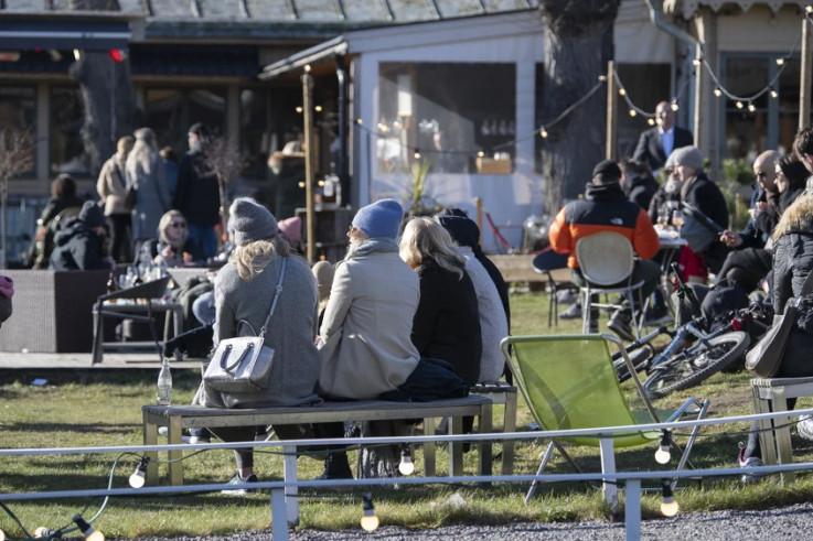 Švedska je i dalje jedina zemlja u kojoj nema gotovo nikakvih restrikcija