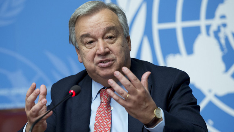 Guteres: Svijet se suočava s najvećom krizom od Drugog svjetskog rata