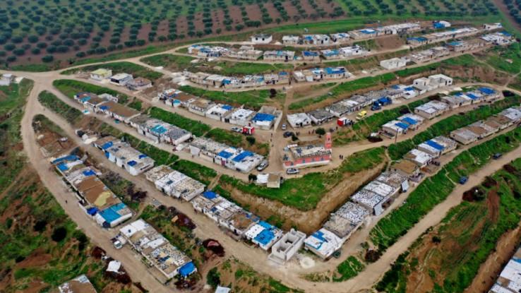 Sirija: Nemoguće kontrolirati pandemiju - Avaz, Dnevni avaz, avaz.ba