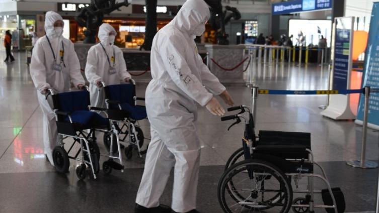 Oštre kontrole na aerodromu u Pekingu
