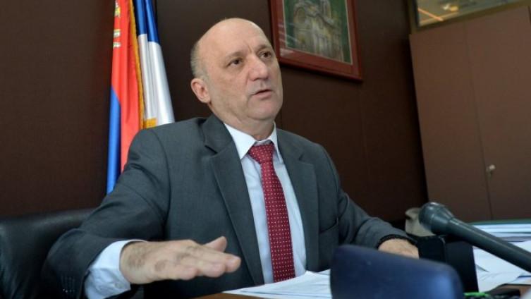 Državni sekretar Srbije Branislav Blažić