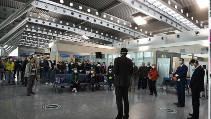 U Beograd otišao 81 putnik
