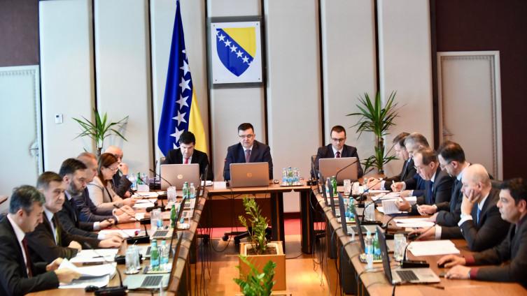 Vijeće ministara BiH donijelo odluku