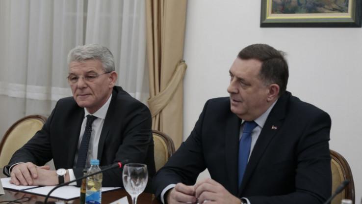 Dodik uputio Džaferoviću pismo