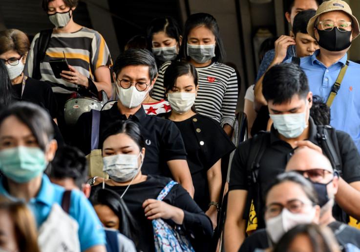 Samo maske FFP-3 štite od kapljičnih aerosola