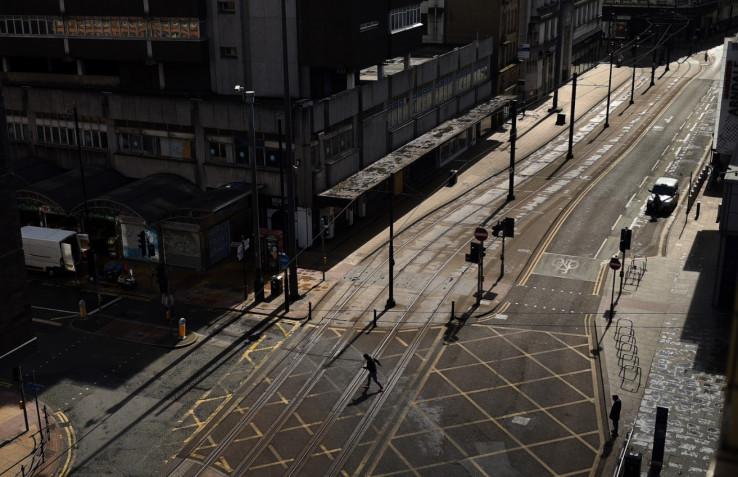 Prazne ulice u većini gradova širom svijeta