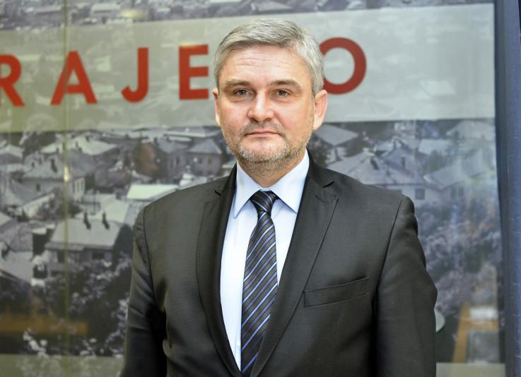 Federalni ministar za pitanja boraca i invalida odbrambeno-oslobodilačkog rata Salko Bukvarević - Avaz, Dnevni avaz, avaz.ba