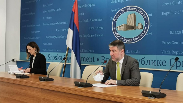 Pres-konferencija ministra Šeranića