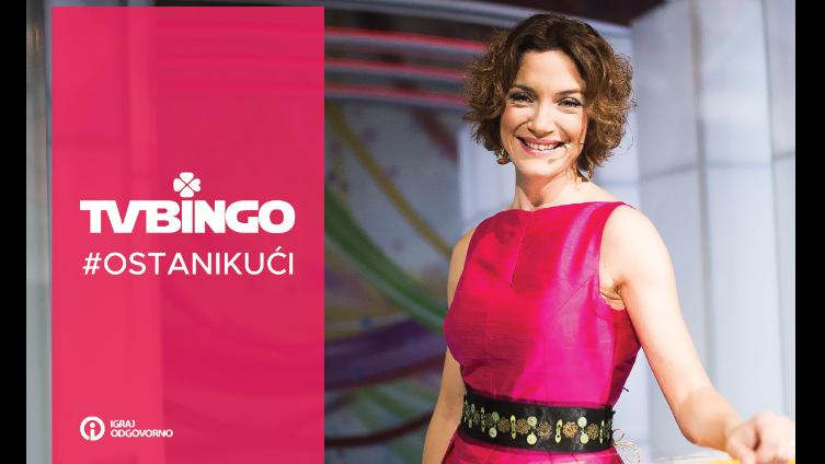 Izvlačenje večeras: TV Bingo jackpot Lutrije BiH iznosi 520.000 KM