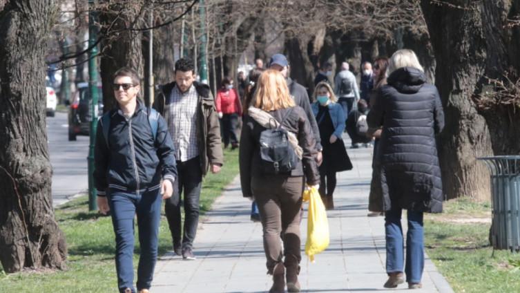 Pojedini građani ne poštuju ni mjere zabrane kretanja ni o nošenju maski
