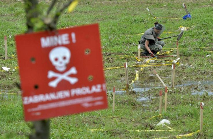 Od mina u BiH poginulo 617 osoba