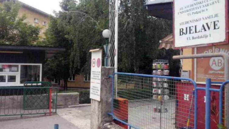 Studentski dom Bjelave
