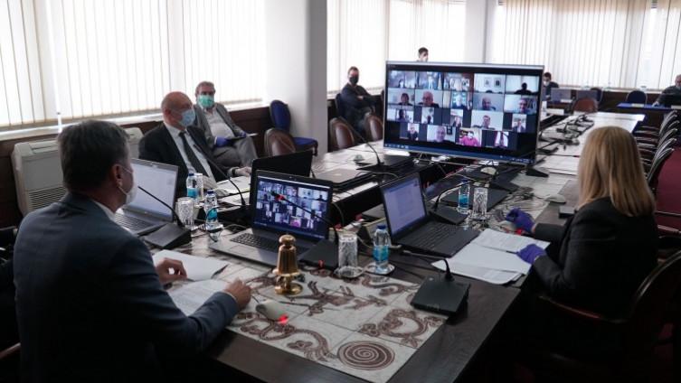 Vlada FBiH: Hitna sjednica