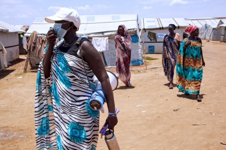 Koronavirus i u Južnom Sudanu