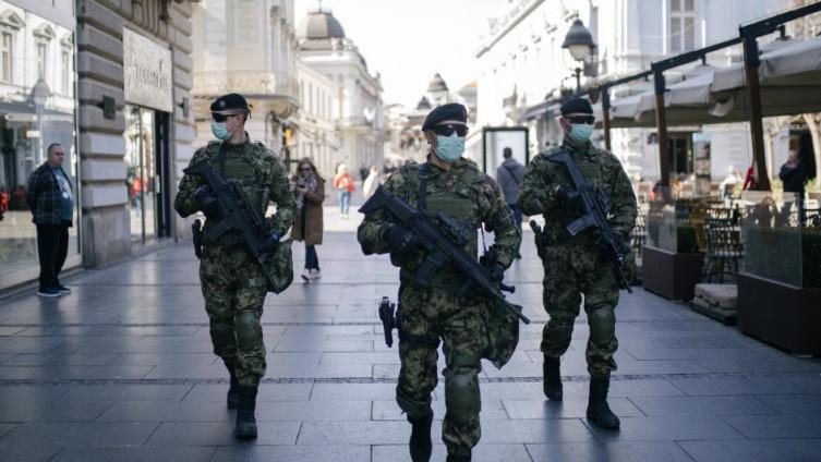 Beograd: Da li će biti uvedene oštrije mjere