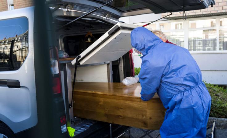 Raste broj umrlih u Francuskoj