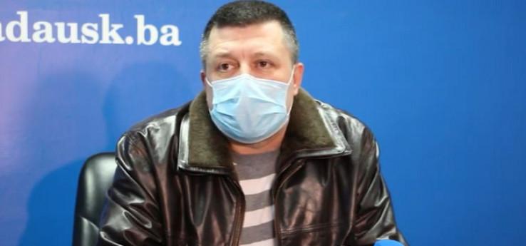 Havić: Direktor bolnice u Bihaću