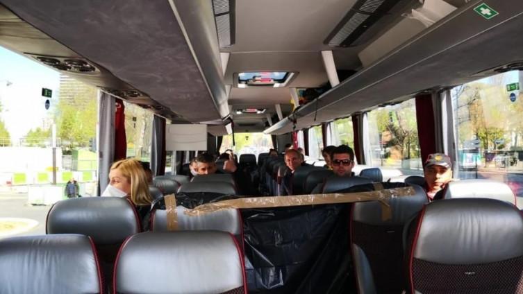Državljani FBiH u autobusu