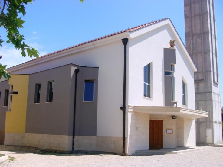 Crkva na Buni