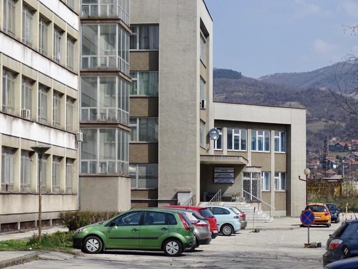 Izolatorij u Zenici