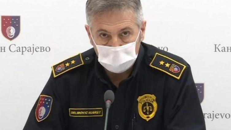 Selimović: U posljednjih 20 dana više od 20.000 kontorla po osnovu narebi