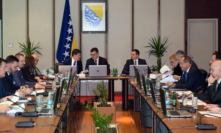 Sjednica Vijeća ministara održana telefonski