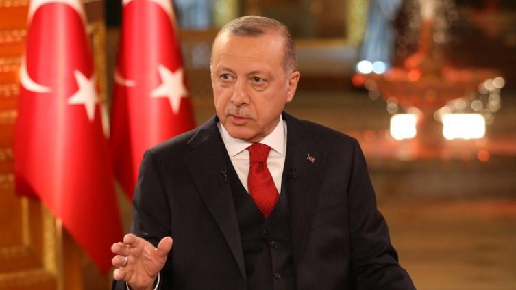 Erdoan razgovarao s predsjednikom Crne Gore Milom Đukanovićem