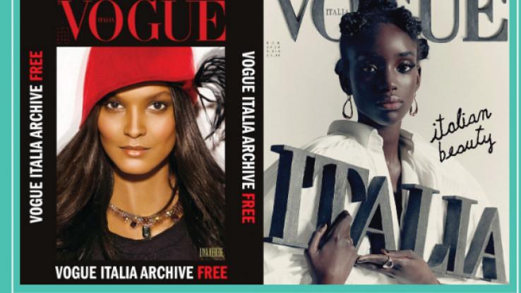 """Naslovnice italijanskog """"Voguea"""" oduvijek su krasile najpoznatije manekenke i glumice"""
