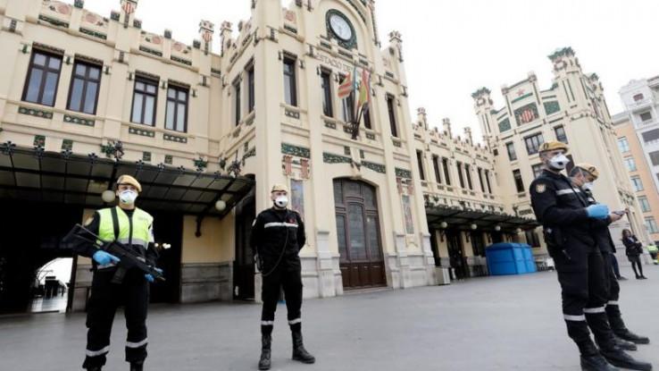 Španija je druga u svijetu po broju oboljelih