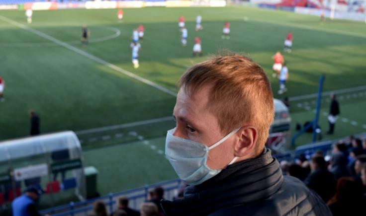 Sportski stadioni u Bjelorusiji puni gledalaca