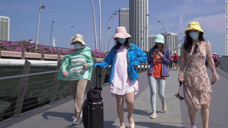 U Kini se pokazalo da se virus eksponencijalno širio čak i u uvjetima maksimalne temperature