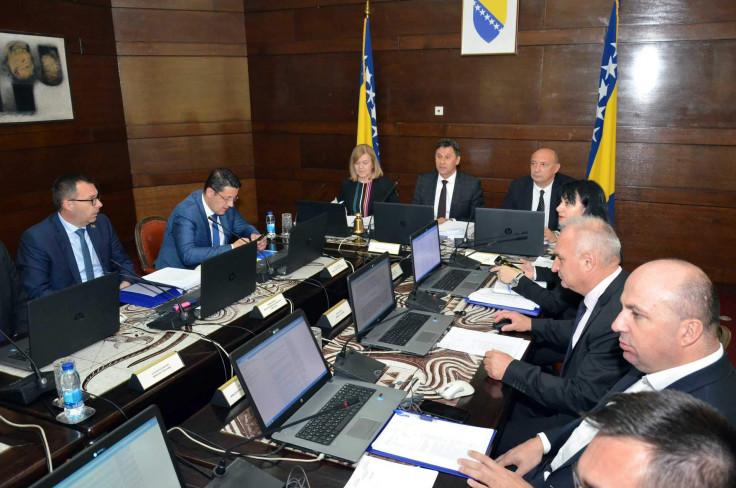 Odluke donesene na sjednici Vlade FBiH