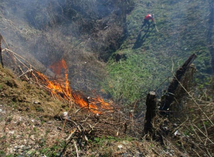 Vatrogasci se bore sa požarima - Avaz, Dnevni avaz, avaz.ba