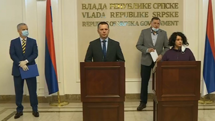 Lukač: Odlična saradnja otkako je Radončić ministar sigurnosti