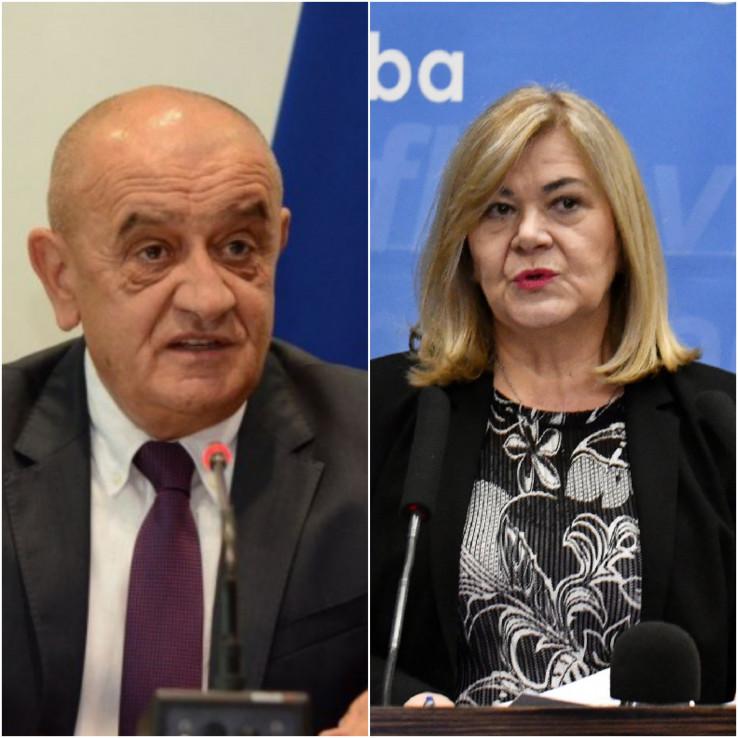 Bevanda i Milićević: Kadar HDZ-a BiH