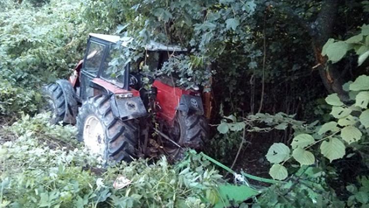 Tijelo pronađeno pored traktora