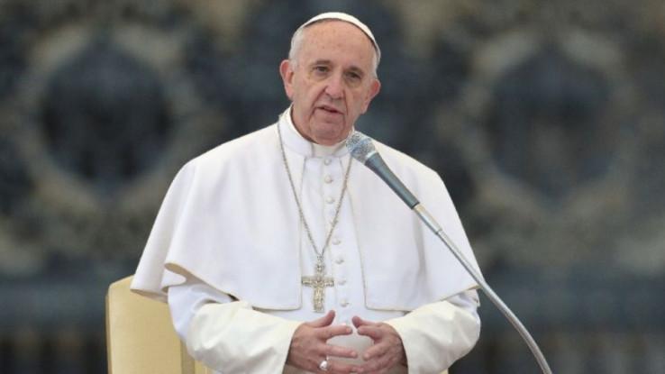 Papa Franjo: Molitva pred 11 ljudi