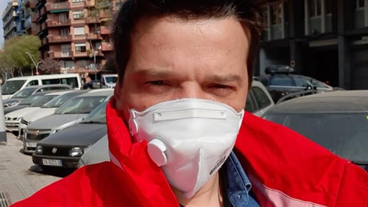 Terzić: Svakodnevno pomaže ugroženima u Barceloni