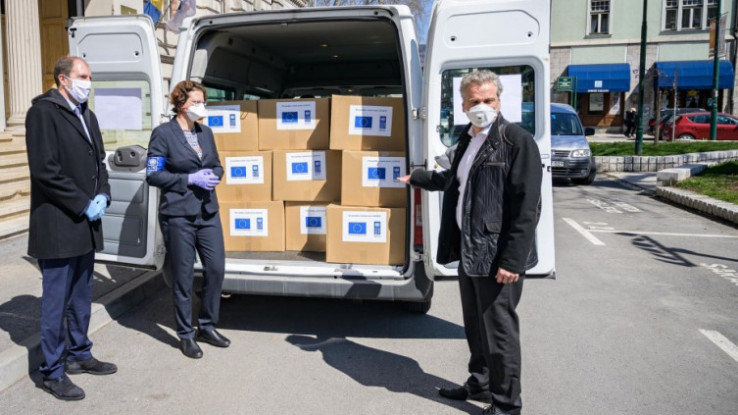 Vlada KS dobila pomoć i od Evropske unije