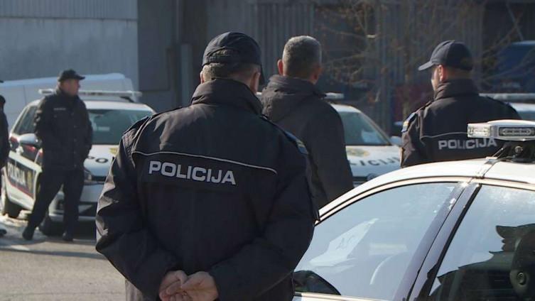 Komentari su bili posljedica zakonitog rada policijskih službenika