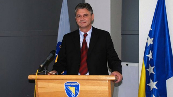 Samardžija: Naši graničari i ovom izazovu mogu odgovoriti na adekvatan način