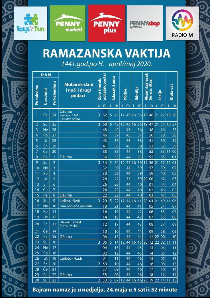 Ramazanska vaktija