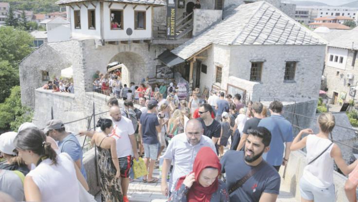Očekuje se manji broj turista